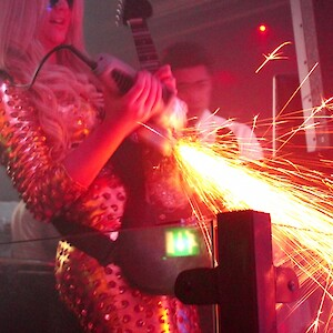 angle grinder performer hire uk