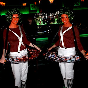 Oompa lumpa lookalike hire uk