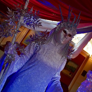 fire and ice themed entertainment hire uk