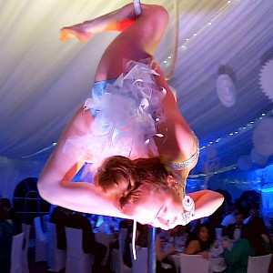 fire and ice themed performer hire uk